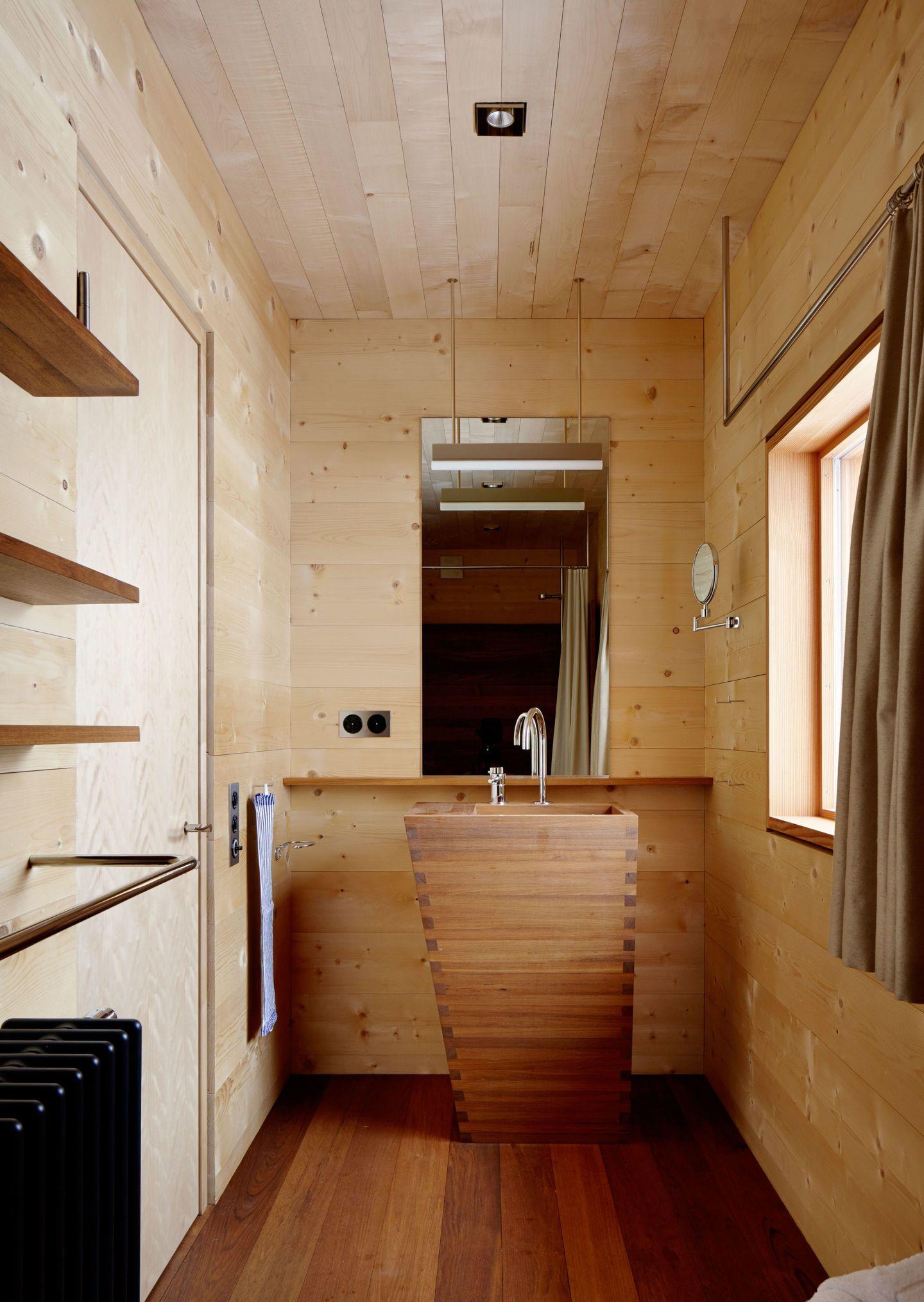 architekturbro peter zumthor ralph feiner the unterhus leis ob vals switzerland - Buro Zu Hause Mit Seestuckunglaubliche Bild