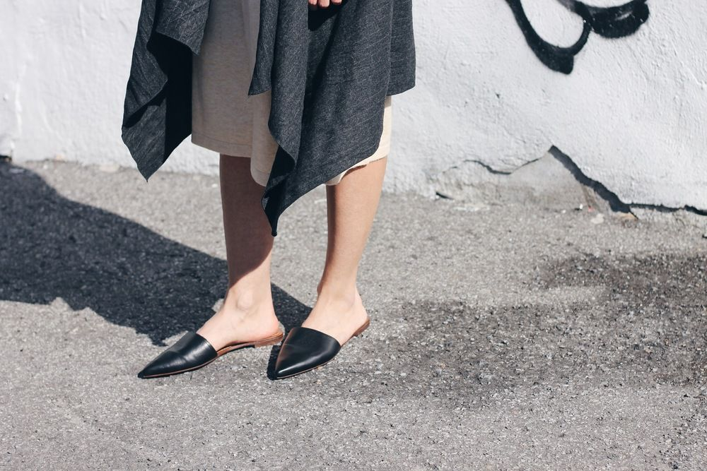 Flat Mules: A Must-Have In Every Blogger's Closet This Spring