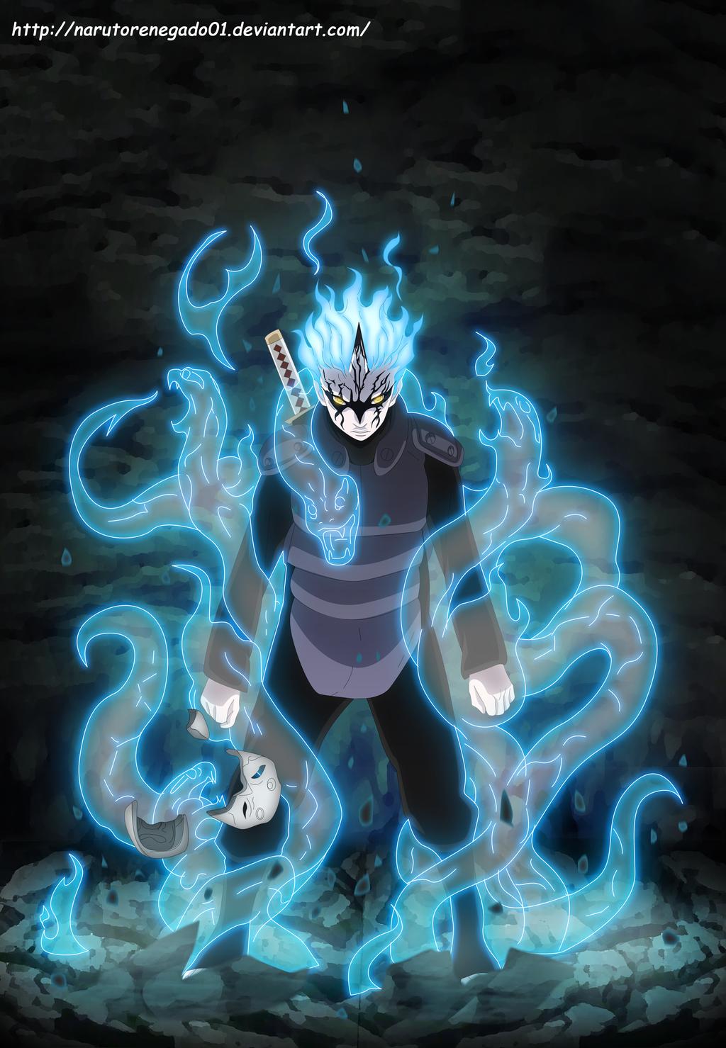 Naruto Side Story Mitsuki Sennin Mode by NarutoRenegado01.deviantart.com on @DeviantArt #Naruto #Mitsuki #Orochimaru
