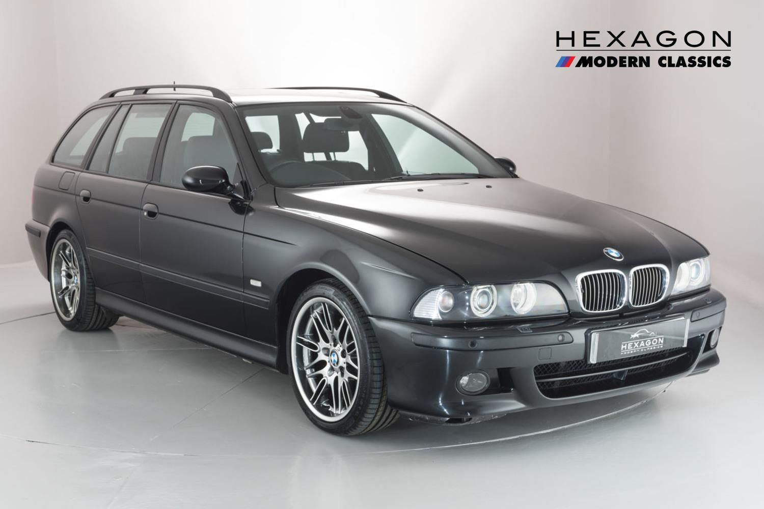 Used 2004 Bmw E39 5 Series 96 04 540i Sport Touring For Sale In