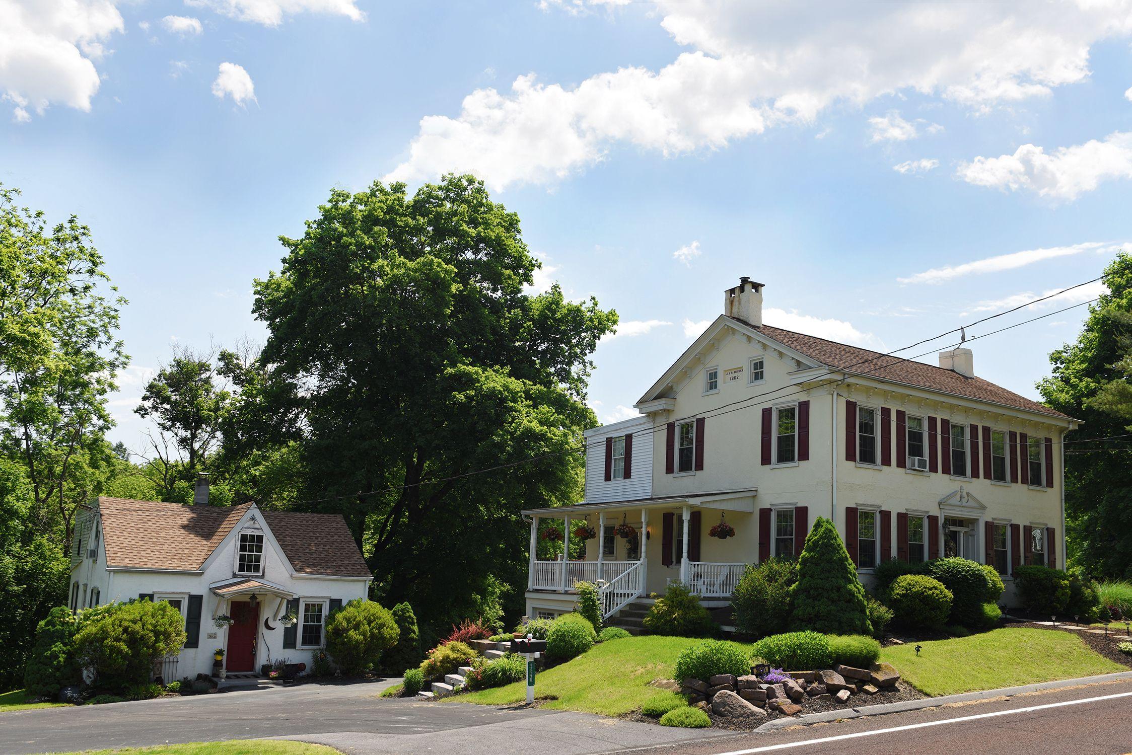 2540 pottstown pike italian farmhouse in law suite