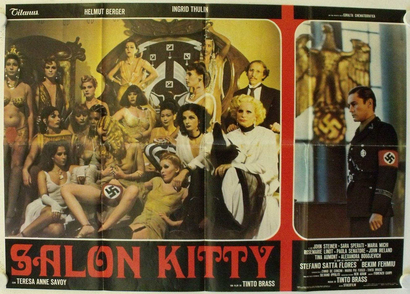Salon Kitty Italian Movie Posters Movie Posters Movies