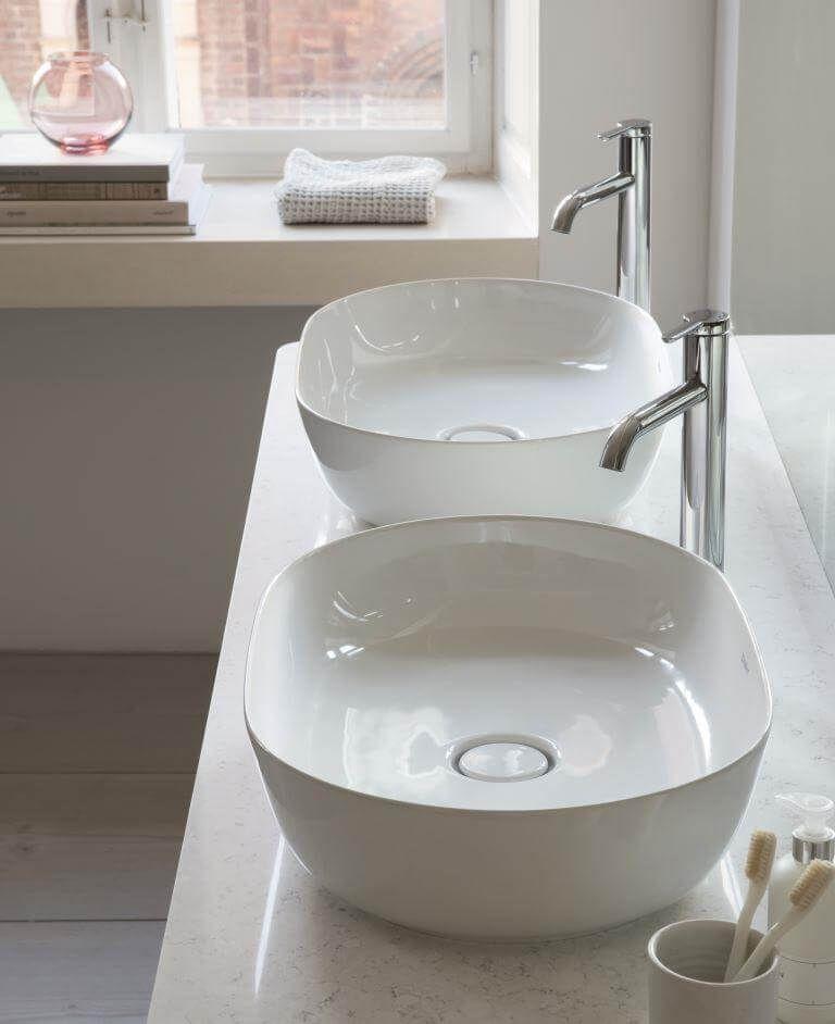 Die Zehn Trends Im Bad Duravit Aufsatzbecken Badezimmer Design
