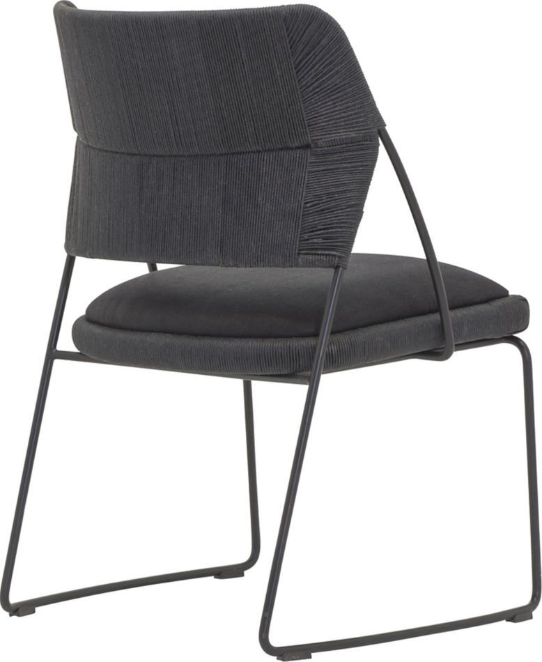 Contemporary virtuoso: the Lansing Chair features an ...