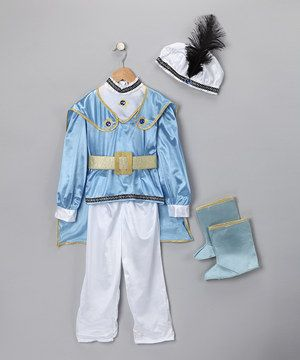 Look what I found on #zulily! Prince Charming Dress-Up Set - Toddler & Boys by Dress Up America #zulilyfinds