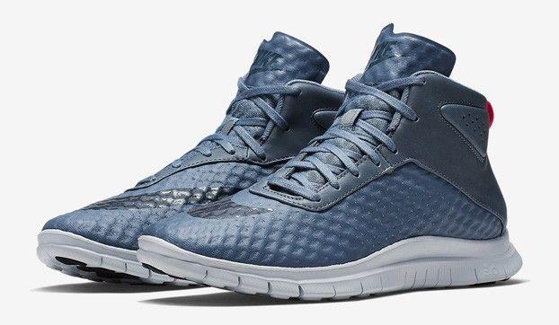64fb19106a23 Nike Free Hypervenom Mid LIQUID DIAMOND. High top soccer shoes!   My ...
