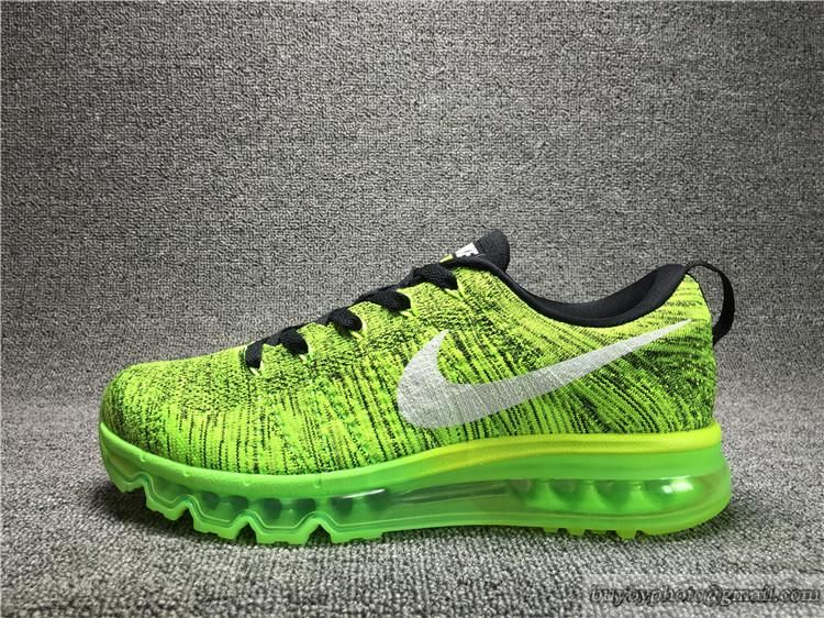 newest ca6ee 04622 Men s NIKE Flyknit Air Max Running Shoes Authentic 620469 007 39 45