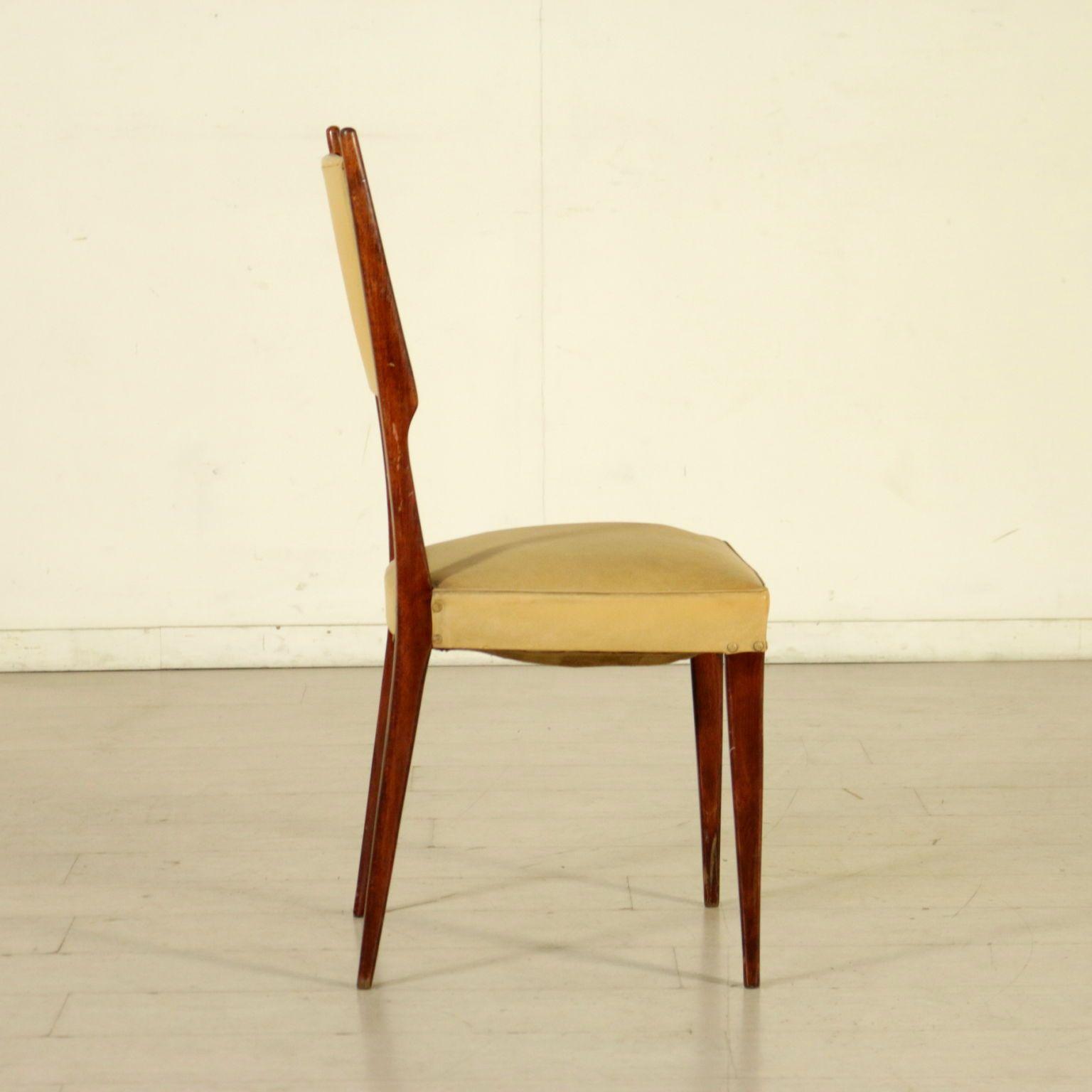 Sedie In Legno Anni 50.Sedie Anni 50 Sedie Divani E Tavoli