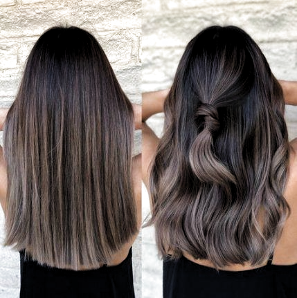 Hair Color Ash Brown Balayage Brunettes 34 Ideas Hair Cool Brown Hair Ash Hair Color Brown Hair Balayage