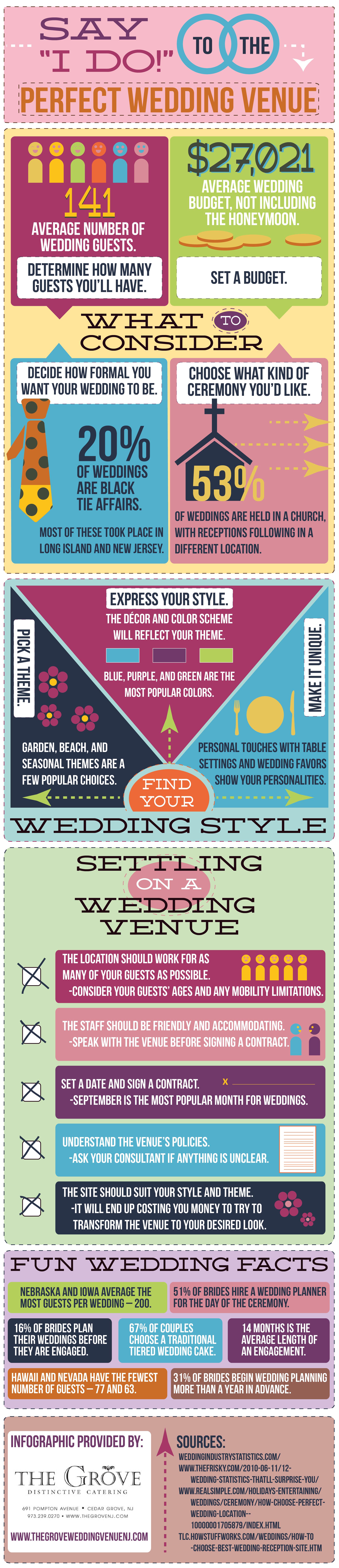 The Grove, wedding venue, New Jersey