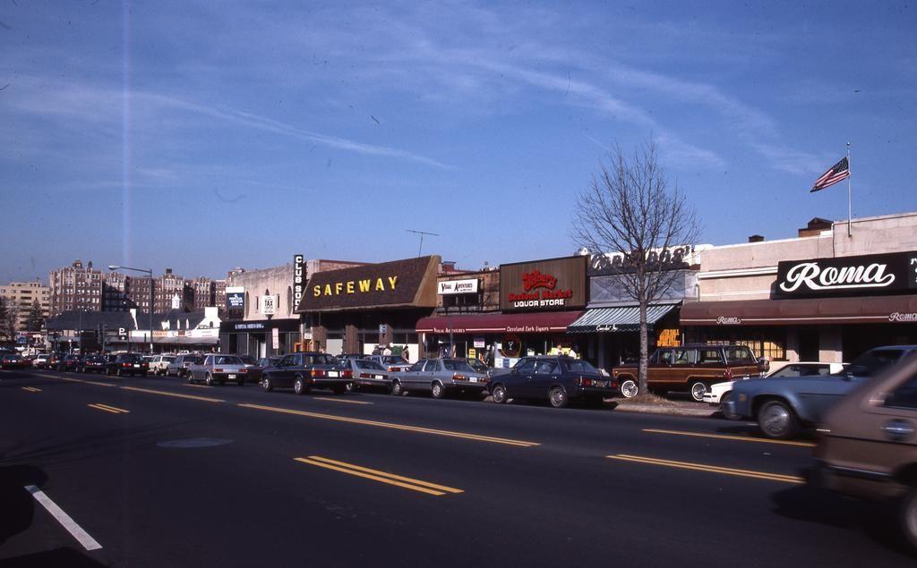Washington's longgone restaurants, from Duke Zeibert's to