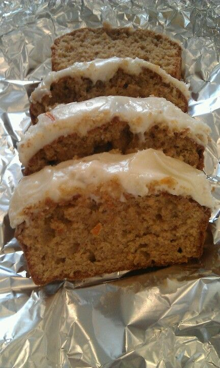 Orange Victoria Loaf with sticky marmalade buttercream. Mmmm