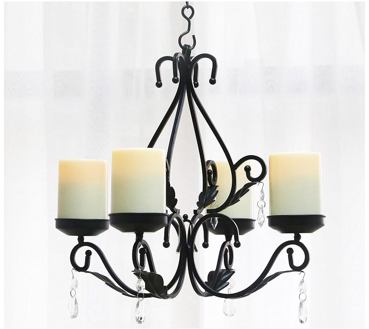 Chandelier giveu 3 in 1 lighting chandelier metal wall sconce set chandelier giveu 3 in 1 lighting chandelier metal wall sconce set of 2 table aloadofball Choice Image