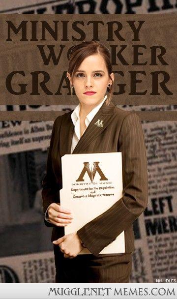 5 Harry Potter Photos From The Future Hermine Granger Schauspieler Hermine