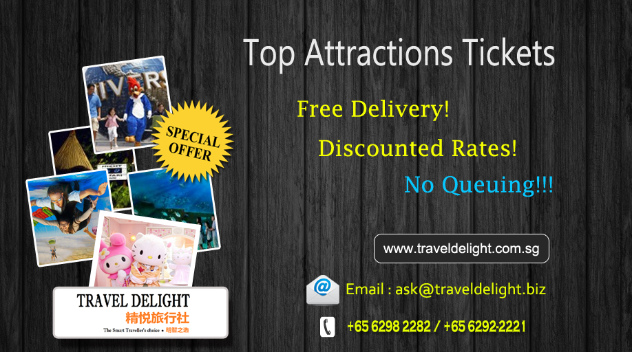 Travel Delight Travel Agency Singapore Universal Studios Singapore Packages Google Attraction Tickets Travel T 65