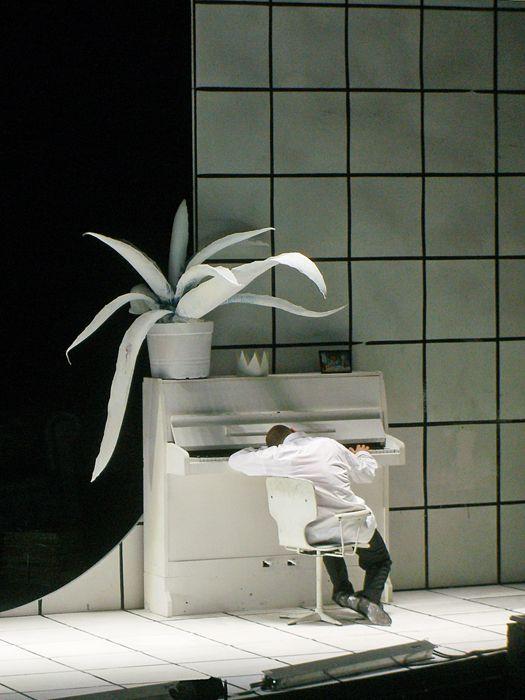 Klaus Grunberg Set And Light Design Bakchen Schauspiel Frankfurt 2005 Regie
