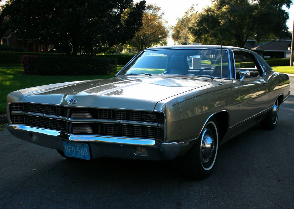 1969 Ford LTD Coupe | Ford Galaxie | Pinterest | Ford, Cars and ...