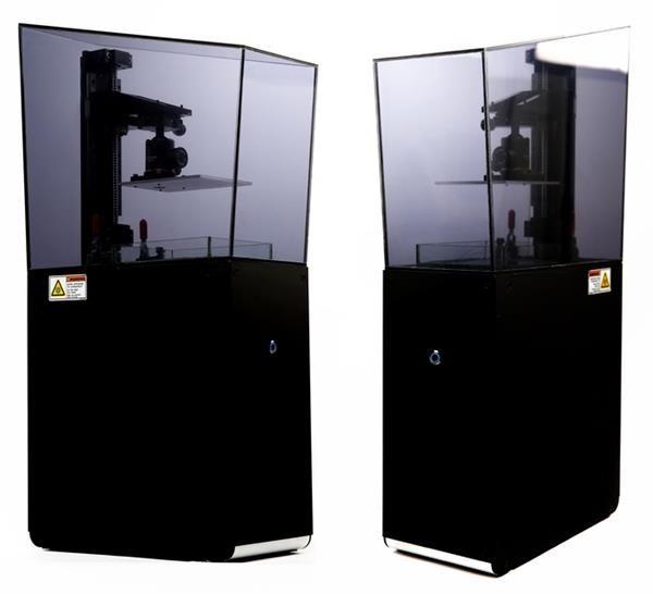 High Speed, High Accuracy Integrator DLP 3D