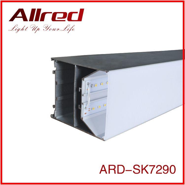 6000K 6500K ce rohs can replace t8 led tube light 1200mm led linear lighting fixture