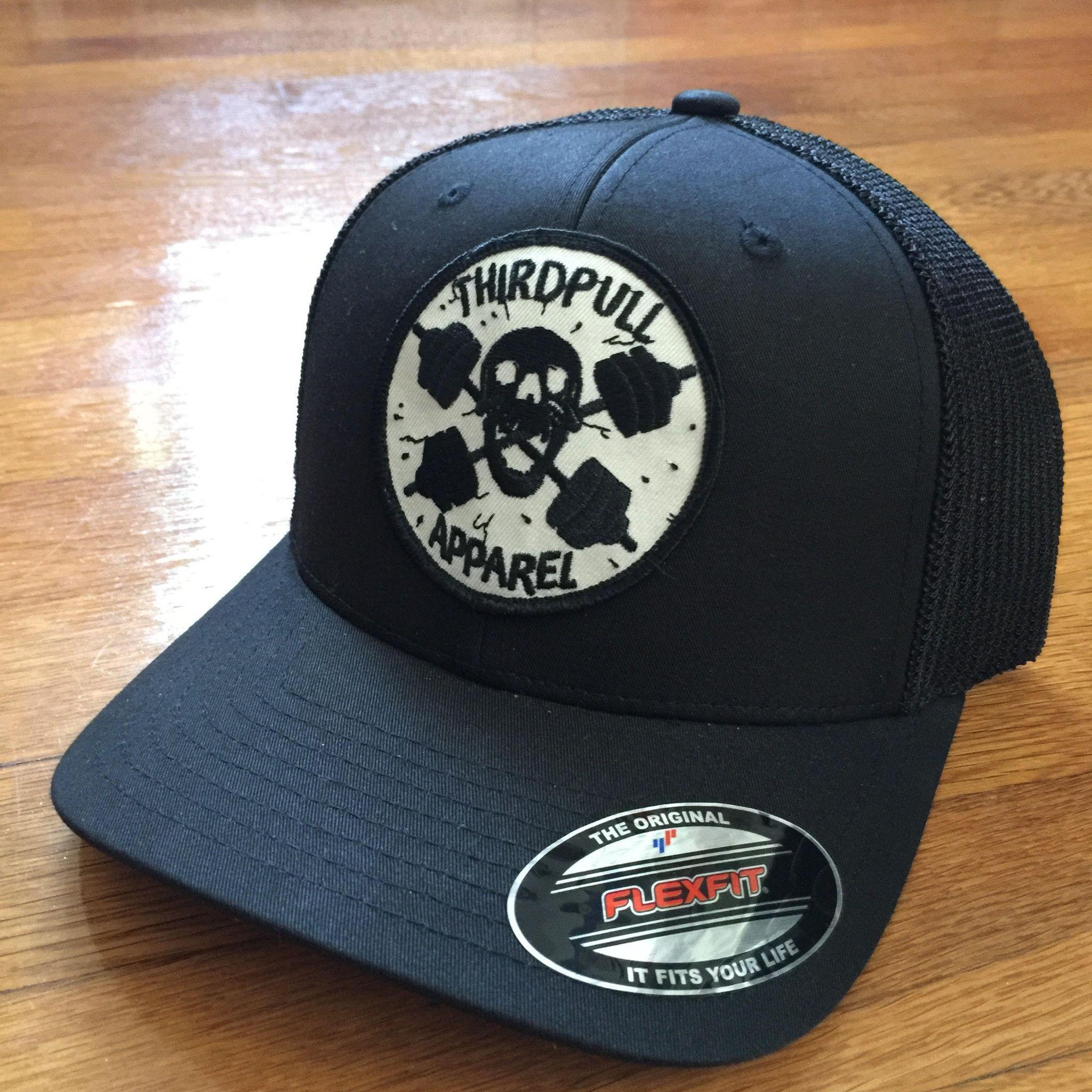 600029b387e256 Flex Fit Trucker Hat   Products   Pinterest   Trucker hats, Flex fit ...