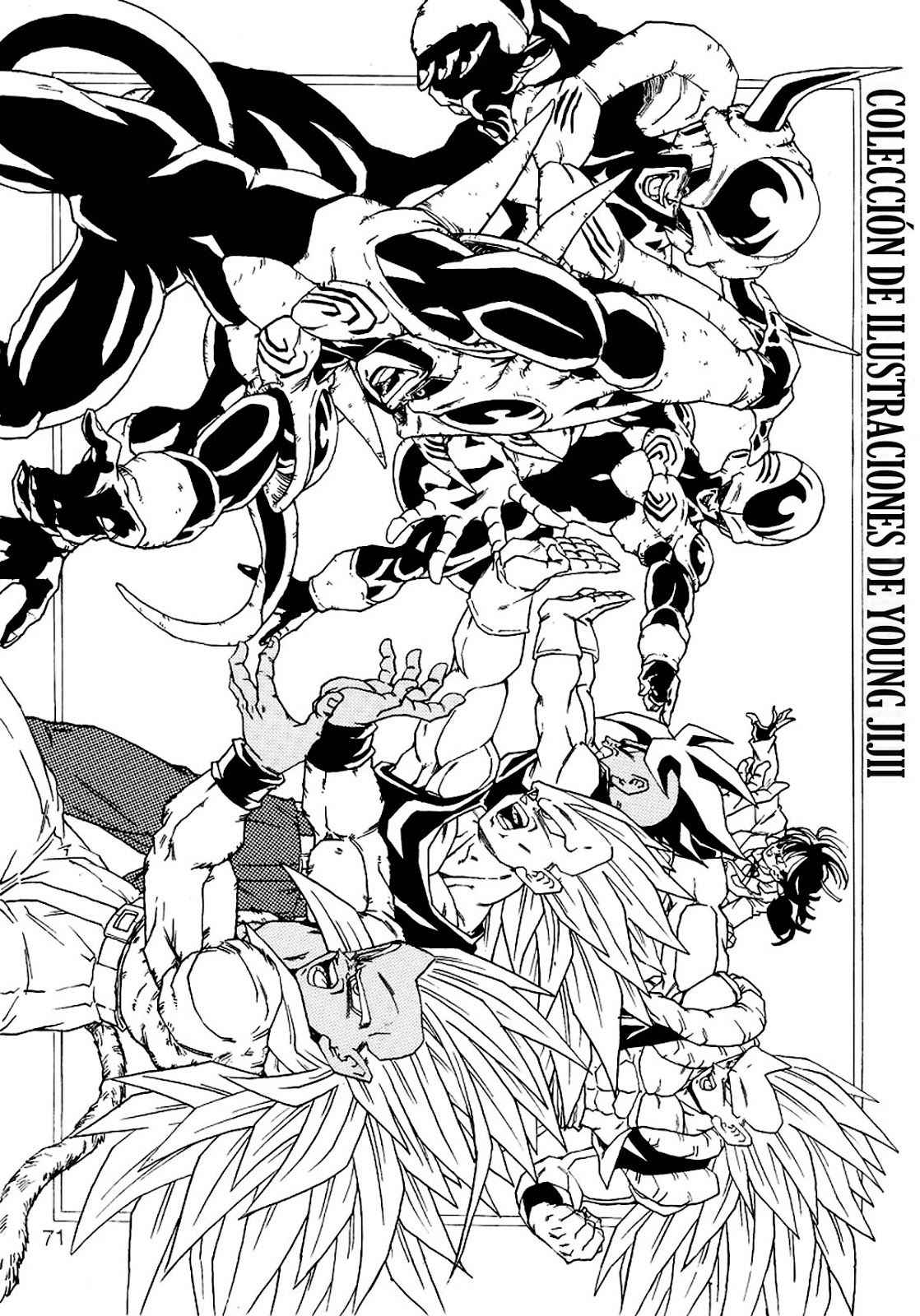 Dragon Ball Af Capitulo 3 Espanol Dragonballsuper Com Mx Dragon Ball Dragon Ball Z Dragon