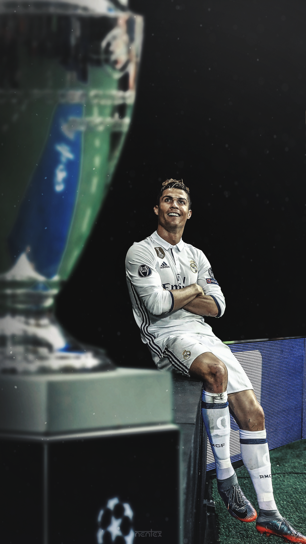 Mobile Wallpaper Cristiano Ronaldo By Enihal Cristiano Ronaldo Wallpapers Ronaldo Real Madrid Ronaldo Wallpapers