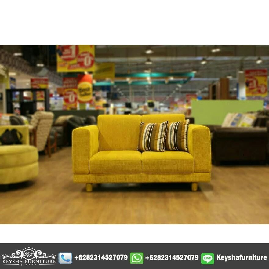 Sofa Bed Minimalis Di Bandung  pict katalog by keysha furniture sofa balut minimalis