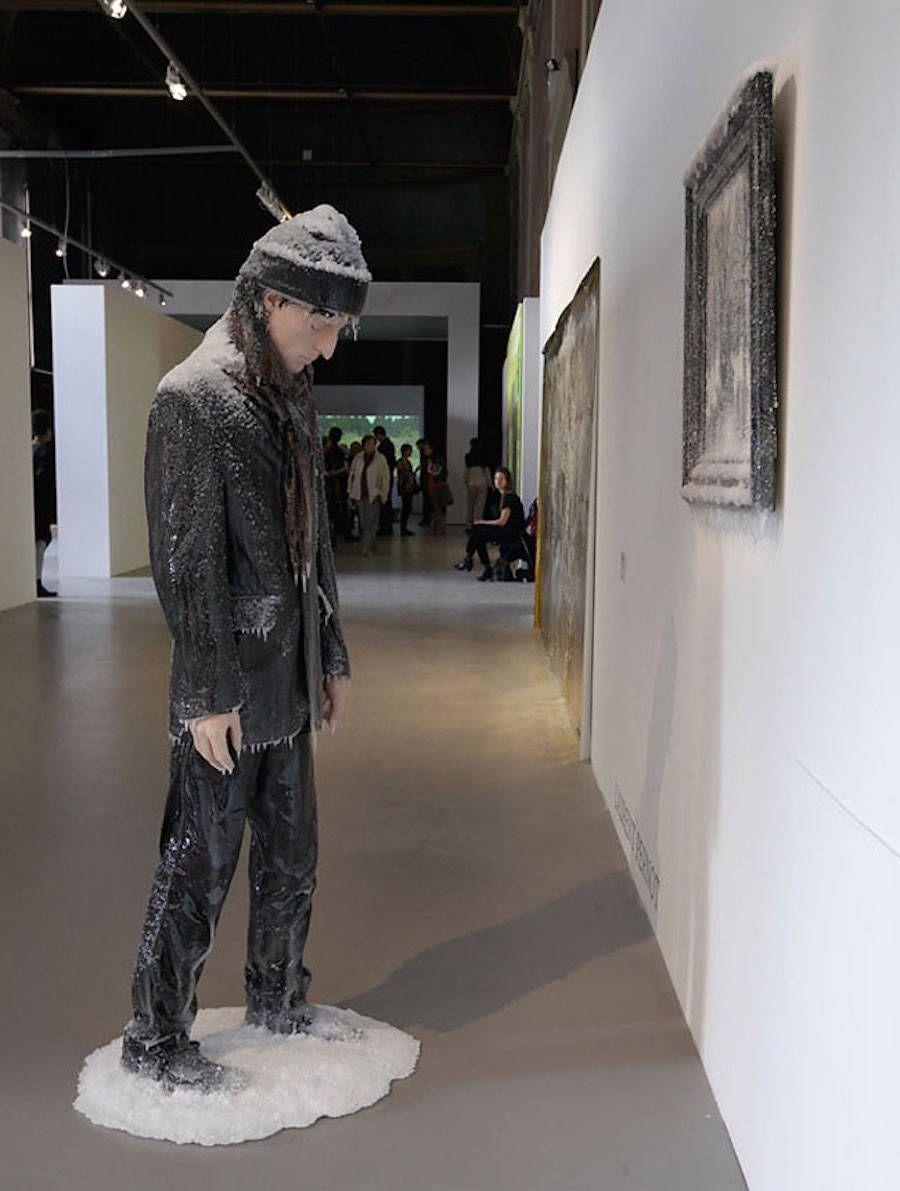 Hyperrealistische kunstwerken Kunsthal Rotterdam - DagjeWeg.NL