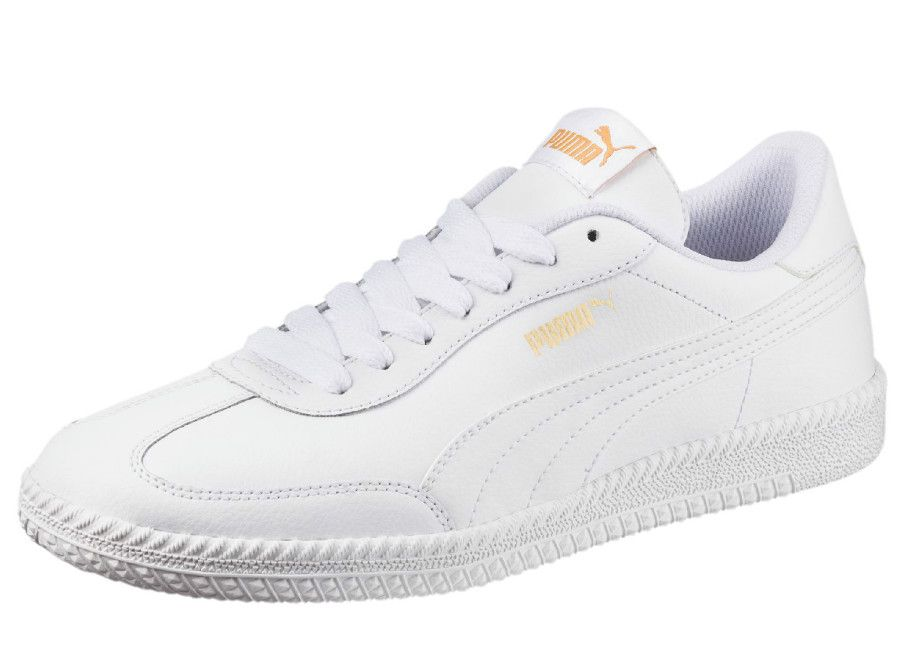 football  soccer  futbol  fussbal Puma Astro Cup Leather Trainers - Puma  White be539d4bc50c2