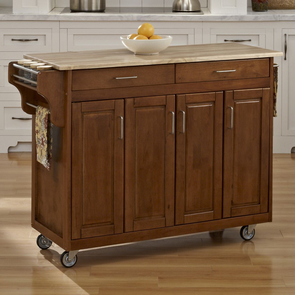 Best Home Styles Create A Cart Kitchen Cart Reviews Wayfair 400 x 300