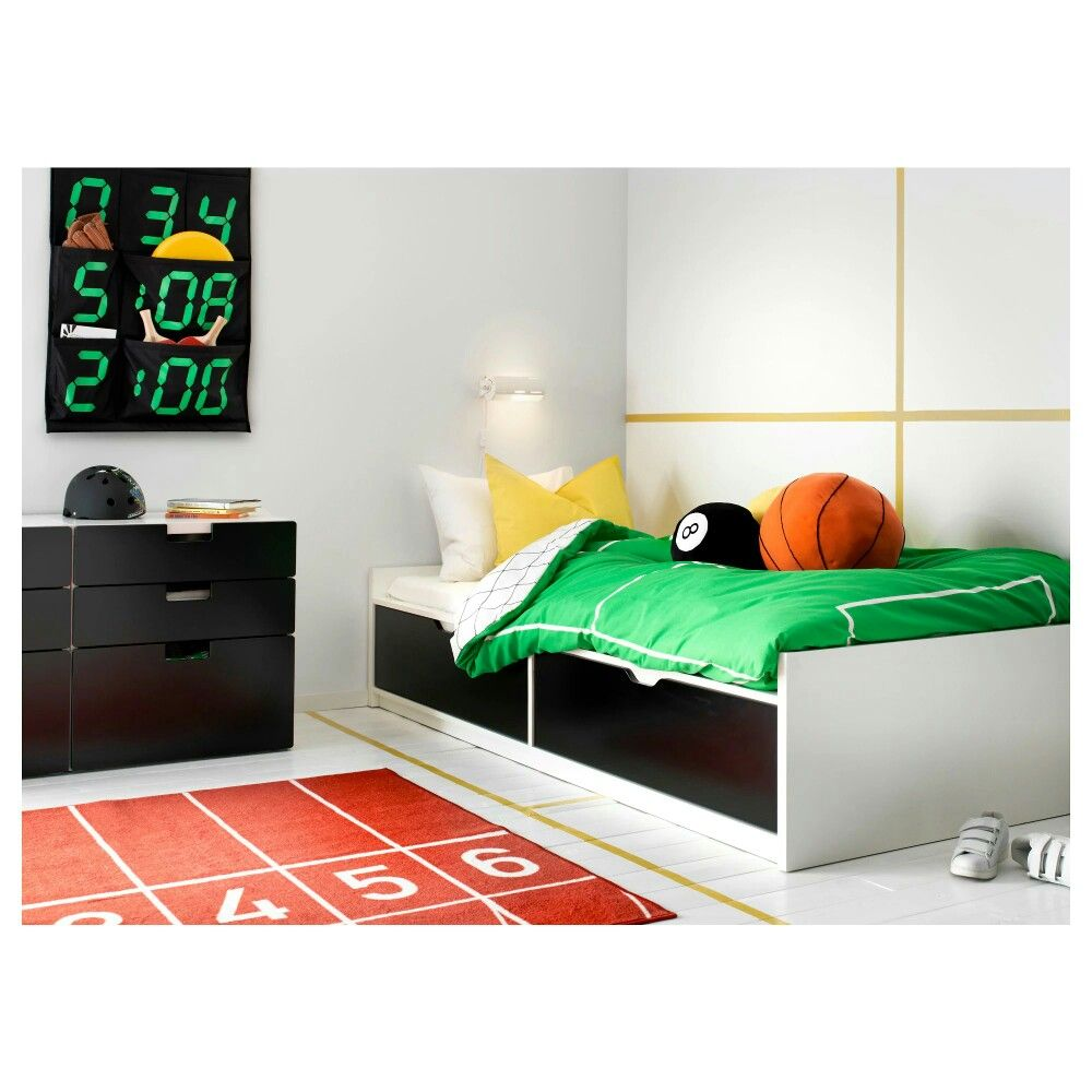 ikea flaxa single bed boys bedroom pinterest bedrooms and room