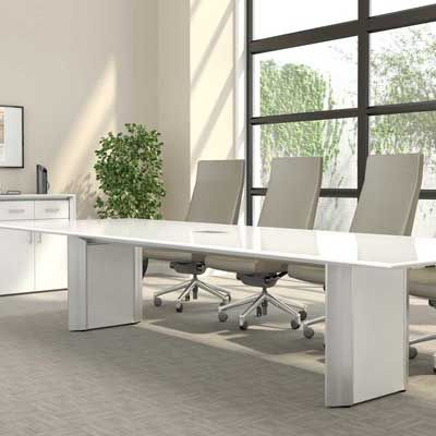 Product Anns Office Board Pinterest Conference Room - Glass top conference room table