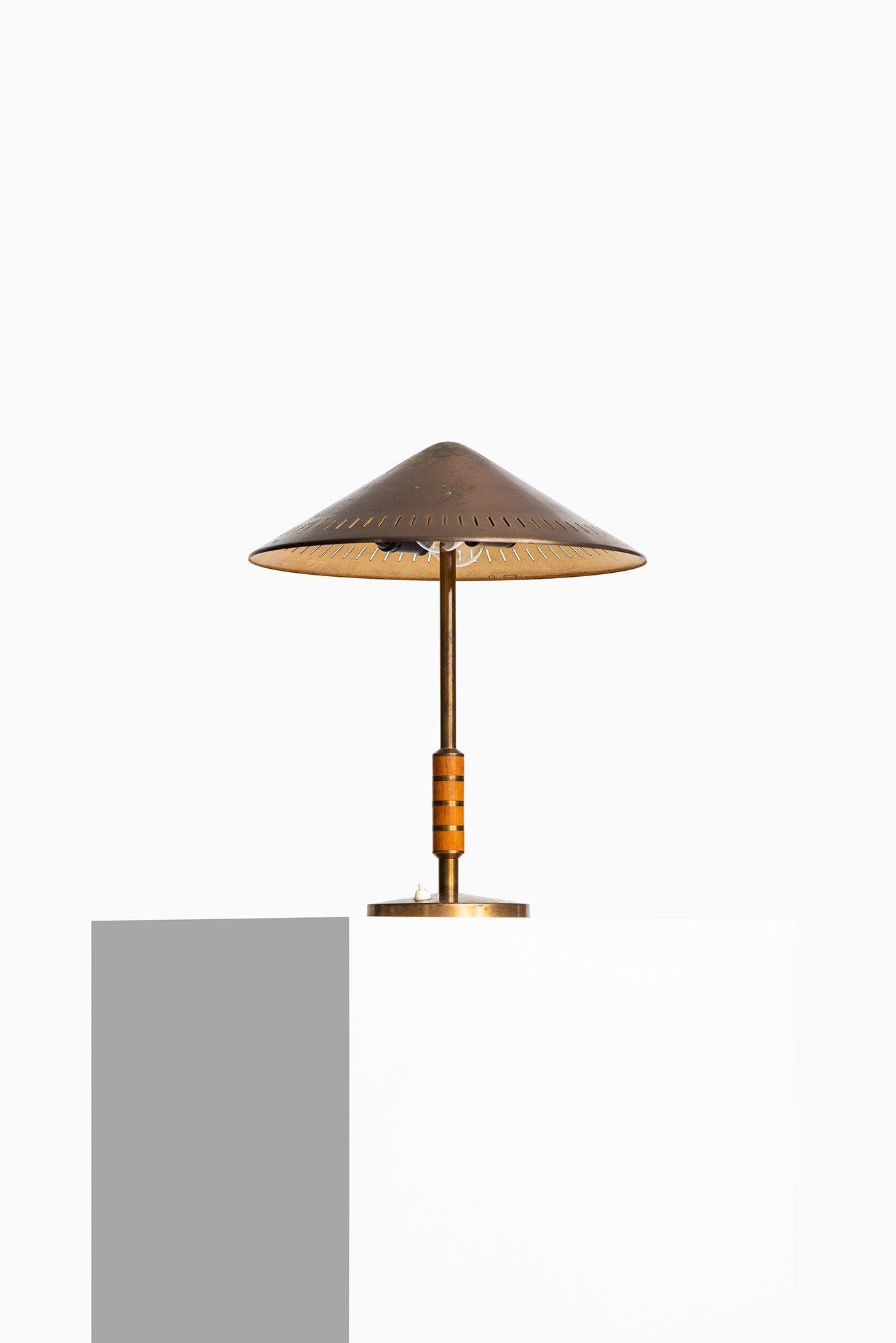 Bent Karlby Table Lamp Studio Schalling Lamp Table Lamp Table