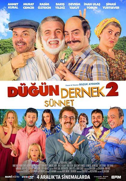Dugun Dernek 2 Sunnet 04 Aralik 2015 Cuma Vizyon Filmi Sinema Movie Film Dugundernek Sunnet Ahmet Kural Murat Cemcir Ra Komedi Filmleri Komedi Film