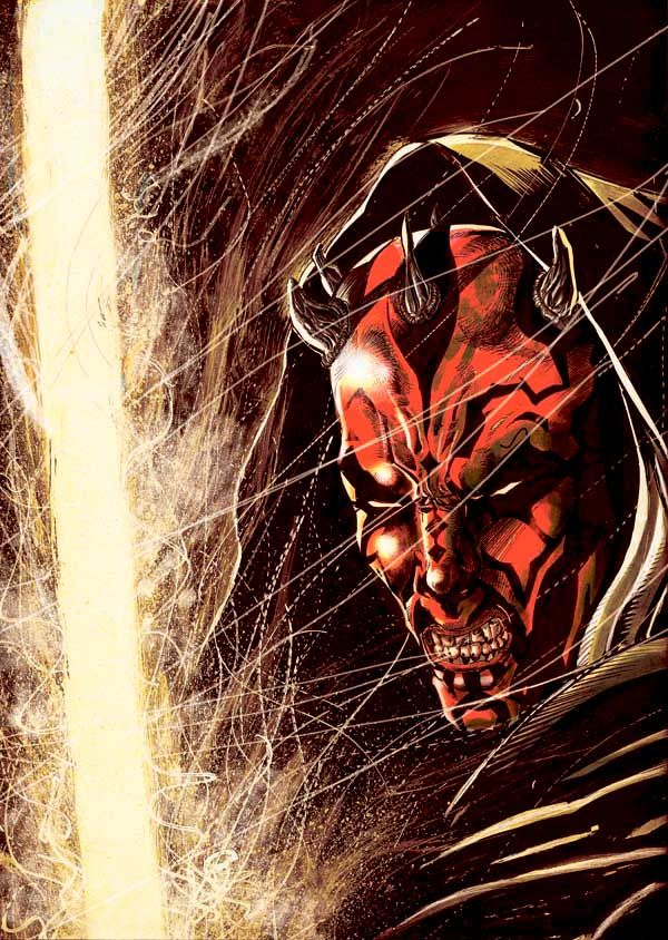 Darth Maul by John Stanisci