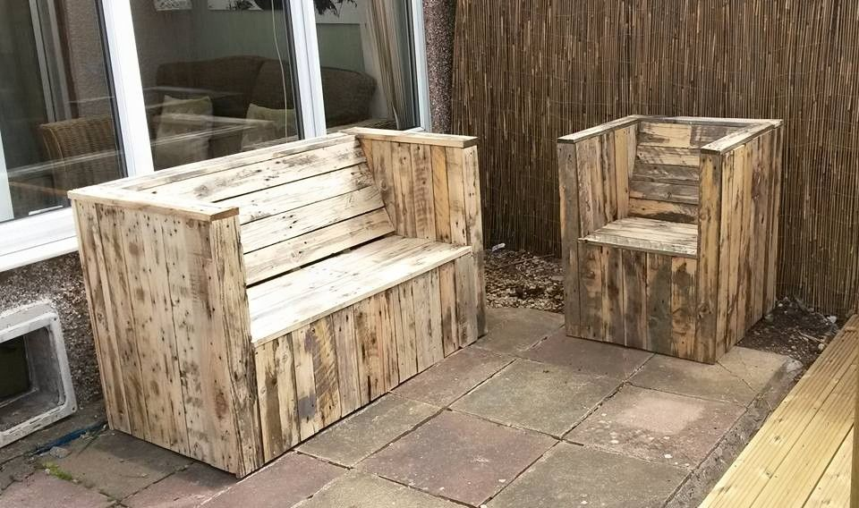 Here We Have Brought Some Spectacular DIY Pallet Patio Sitting Furniture  Plans And Sofa Ideas With Bigger Dramatic And Eye Catching Statements Of  Decors!