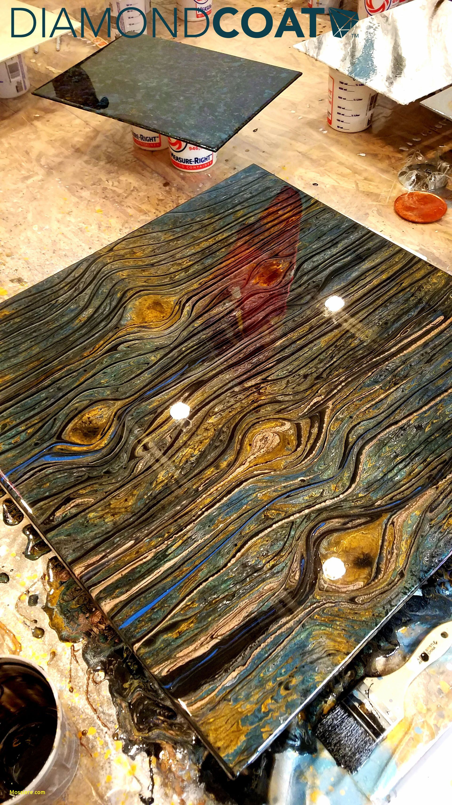 Splendid Countertop With Liquid Acrylic Resin Countertops