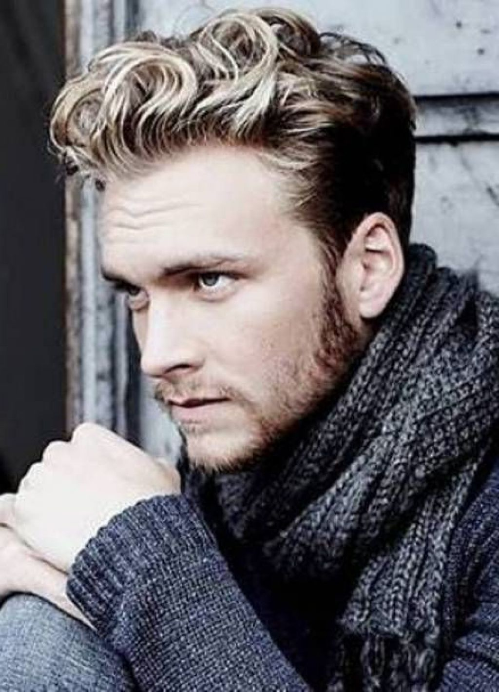 Latest Short Curly Hairstyles For Men With Undercut Style For The - Male hair styles