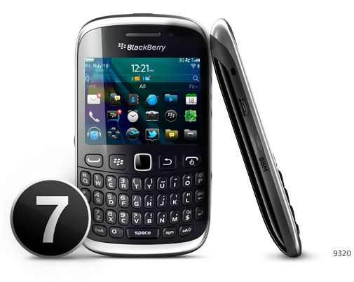 Research in Motion (RIM) has announced the new BlackBerry Curve 9320 for the social-centric, Check it out on Mobile88.com !