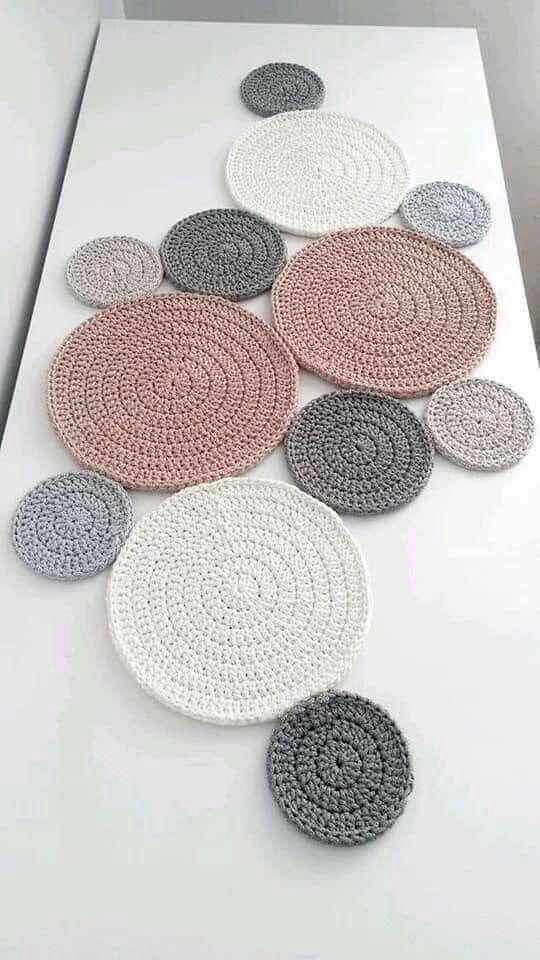 Photo of Best 11 Fractal Crochet pattern von Foxberryjam #crochetdoilies Best 11 Fractal … – My Blog