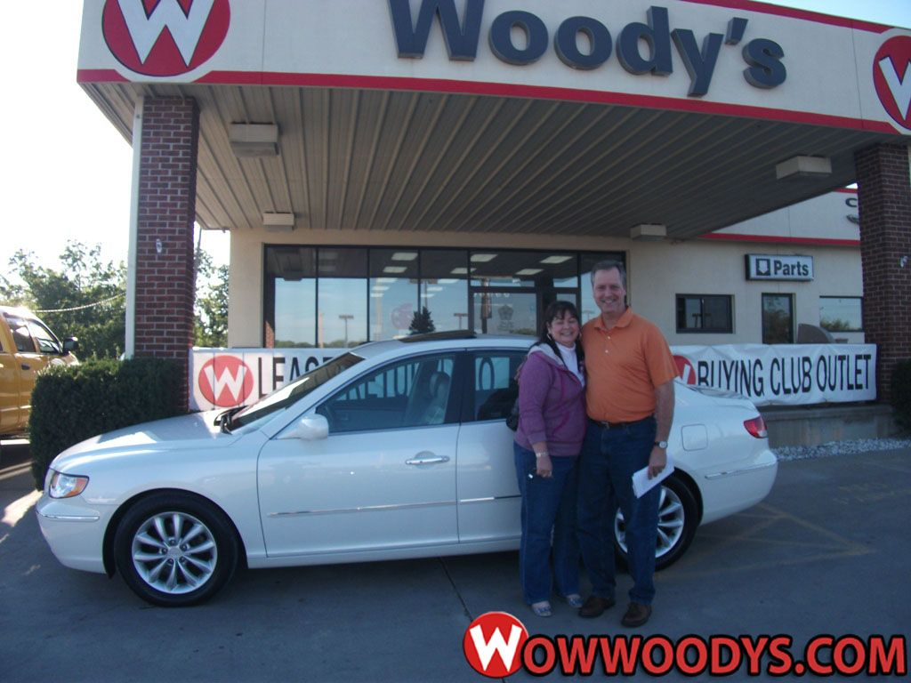 Jeffrey And Sherrie Piedimonte From Overland Park Kansas Purchased This 2006 Hyundai Azera And Wrote Zach Was A W Jeep Dealer Hyundai Azera Automotive Group