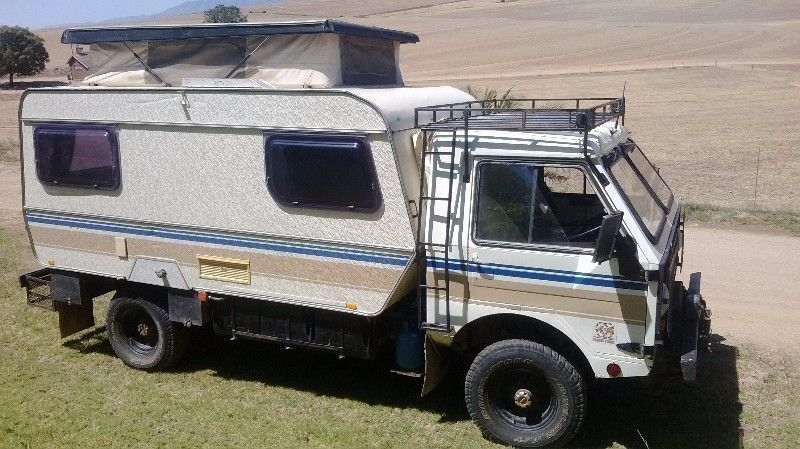 Chev 4x4 Camper Other Gumtree South Africa 148497991