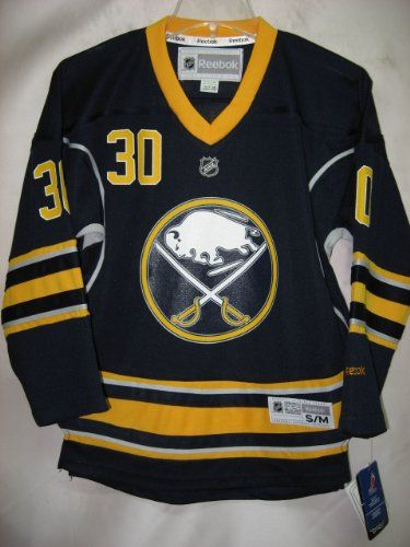 Ryan Miller Buffalo Sabres Navy NHL Youth Replica Jersey  38.99 ... b85c57fed