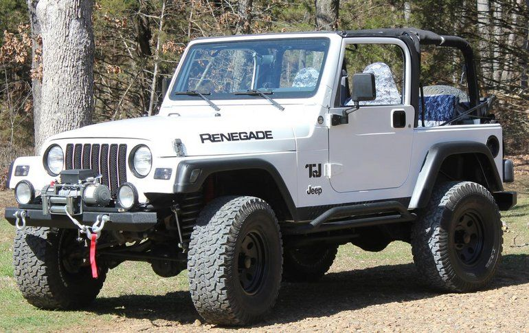 2000 Jeep Wrangler TJ Sport Jeep wrangler for sale, 2000