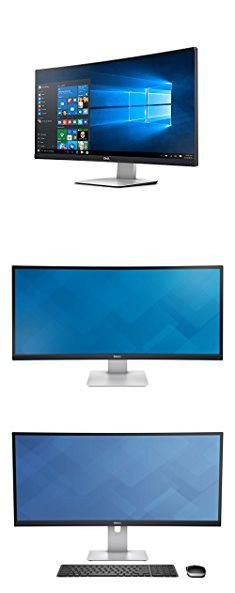 Dell U3415wb  Dell UltraSharp U3415W PXF79 34-Inch Curved LED-Lit