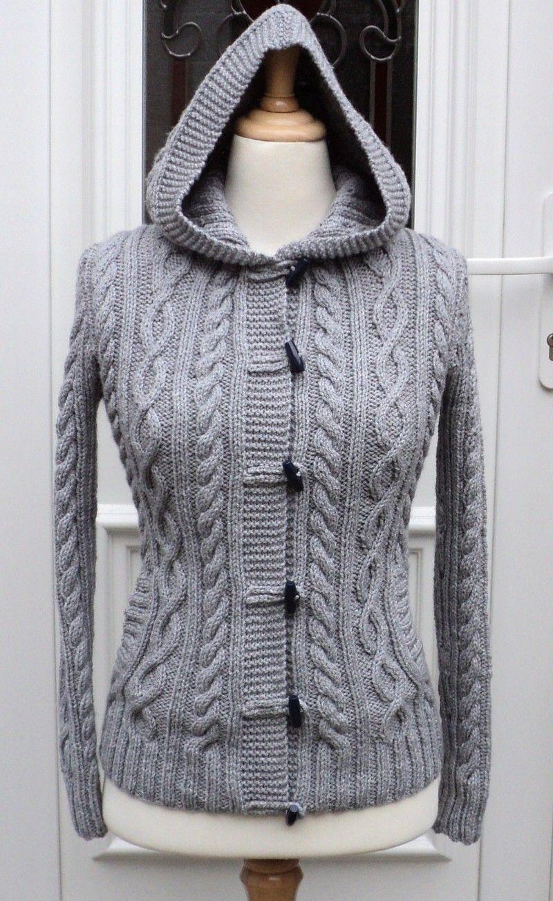 72d1cd901 modèle tricot veste | El işleri - model kalıpları ve teknikleri ...
