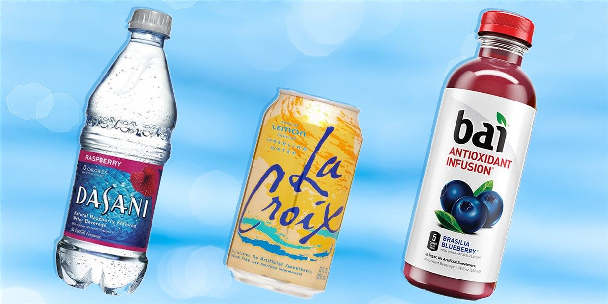Lacroix Bai And Beyond Are Fruit Flavored Waters Good For You Fruit Flavored Waters Flavored Water Orange Juice Recipes