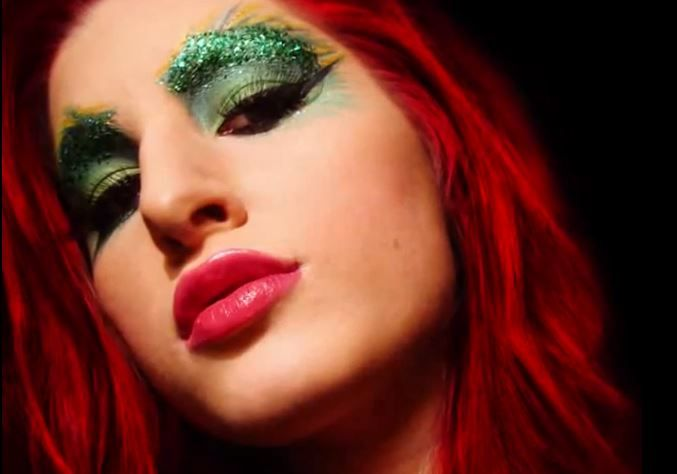 how to create a poison ivy makeup look for halloween fun