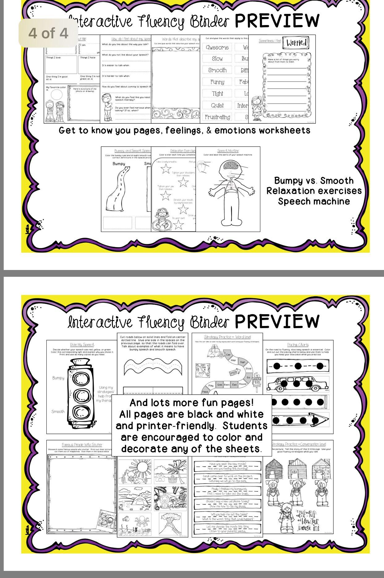 Pin By Speech56 On Fluency