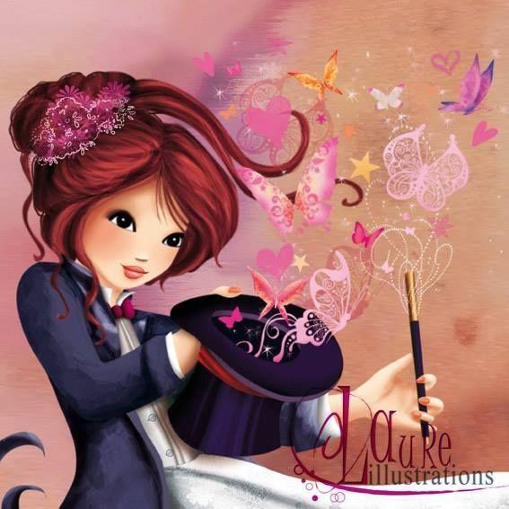 Laure Phelippon Illustratrice  www.facebook.com/Laure.Phelipon.Illustratrice   ou   www.laure-illustrations.com